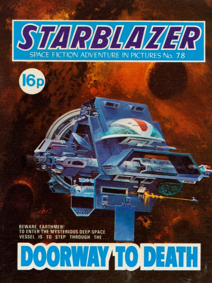Starblazer 78: Doorway To Doom