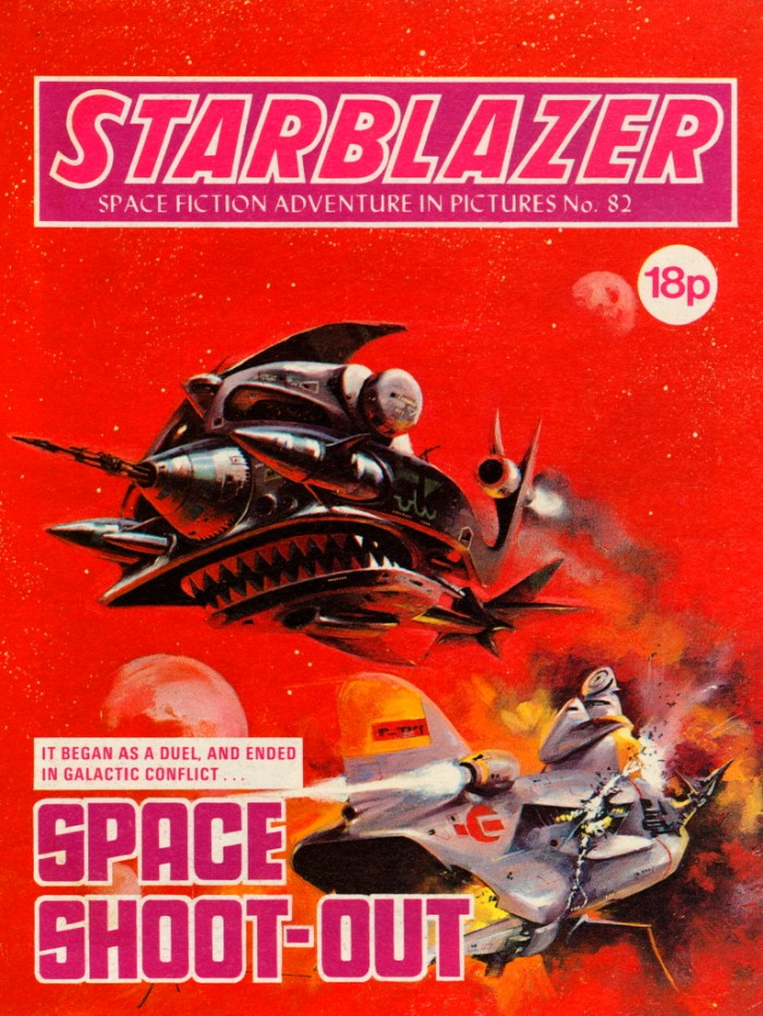 Starblazer 82: Space Shoot-Out