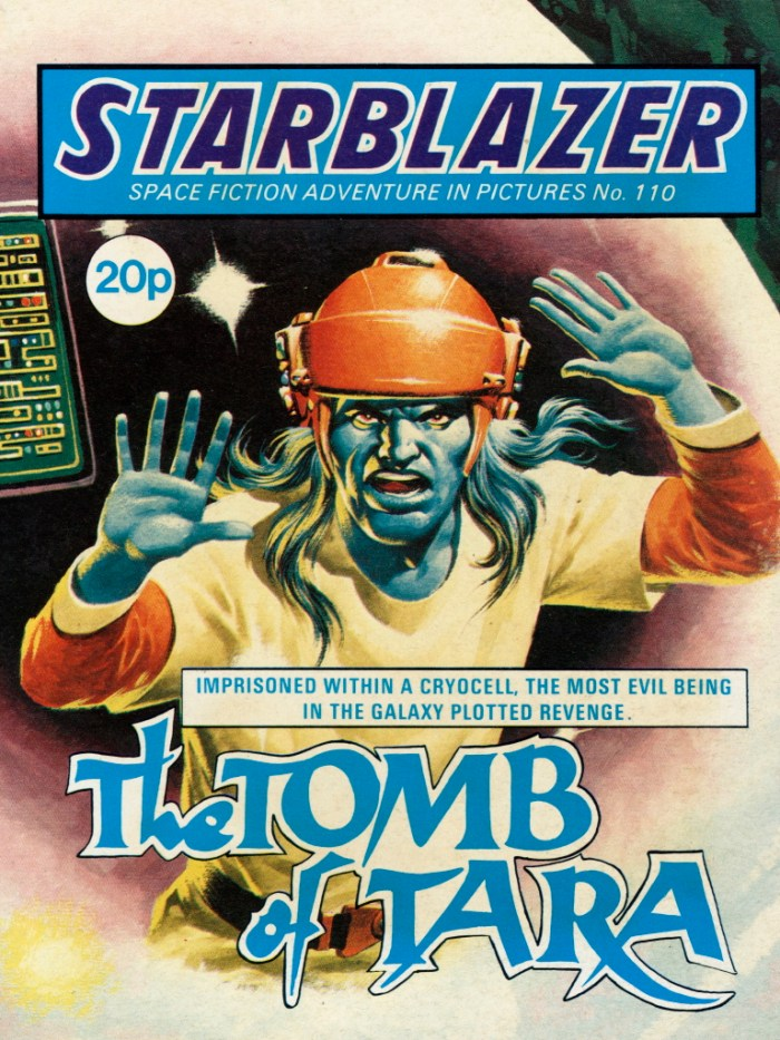 Starblazer 110: The Tomb of Tara