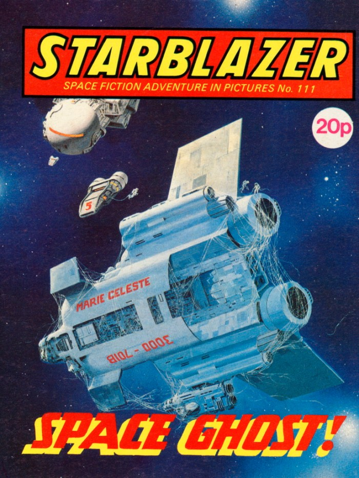 Starblazer 111: Space Ghost!