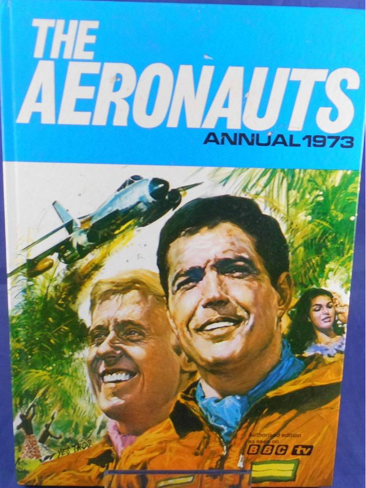 The Aeronauts - 1973 Annual