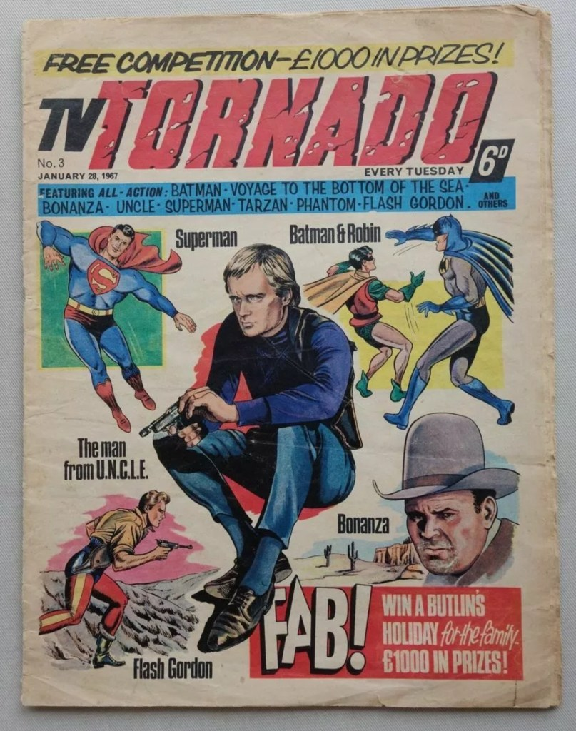 TV Tornado Issue 3