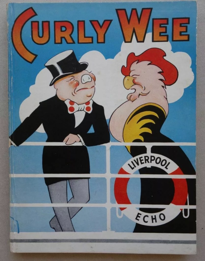 Curly Wee Annual 1948