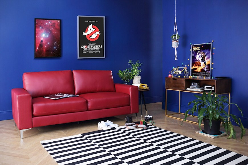Re-decorate your home Eighties style, the Stranger Things way