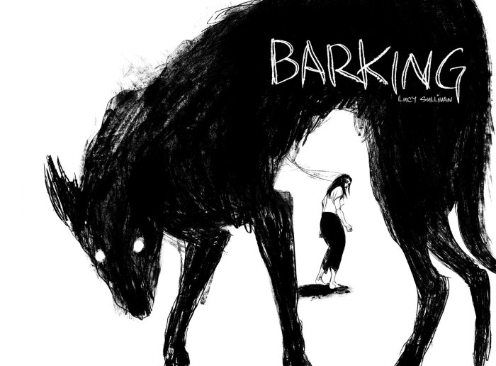 Barking - Press Image by Lucy Sullivan