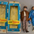 """Fairylite """"Thunderbirds"""" Figures - Scott Tracy and Parker"""