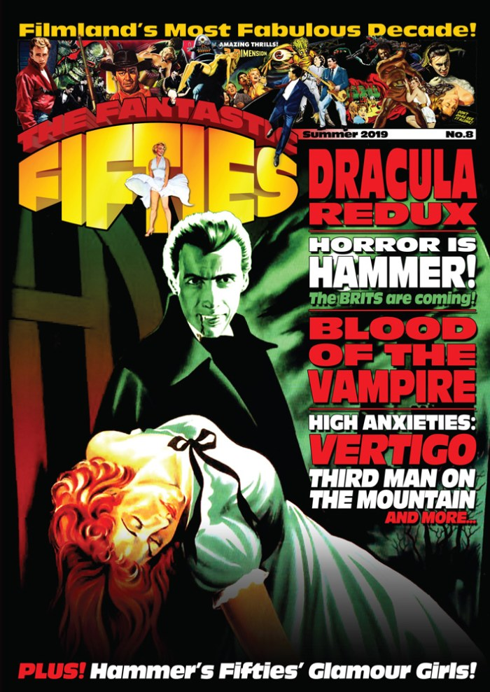The Fantastic Fifties Issue 8