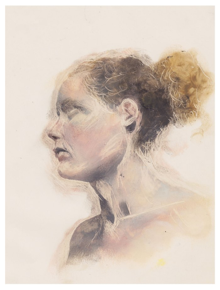 A Life Drawing by Lucy Sullivan