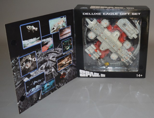 A Gerry Anderson 'Space 1999' Deluxe Eagle Gift Set by Product Enterprise