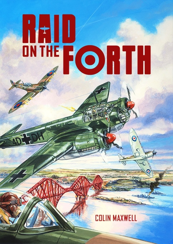 Raid On The Forth Cover 2019