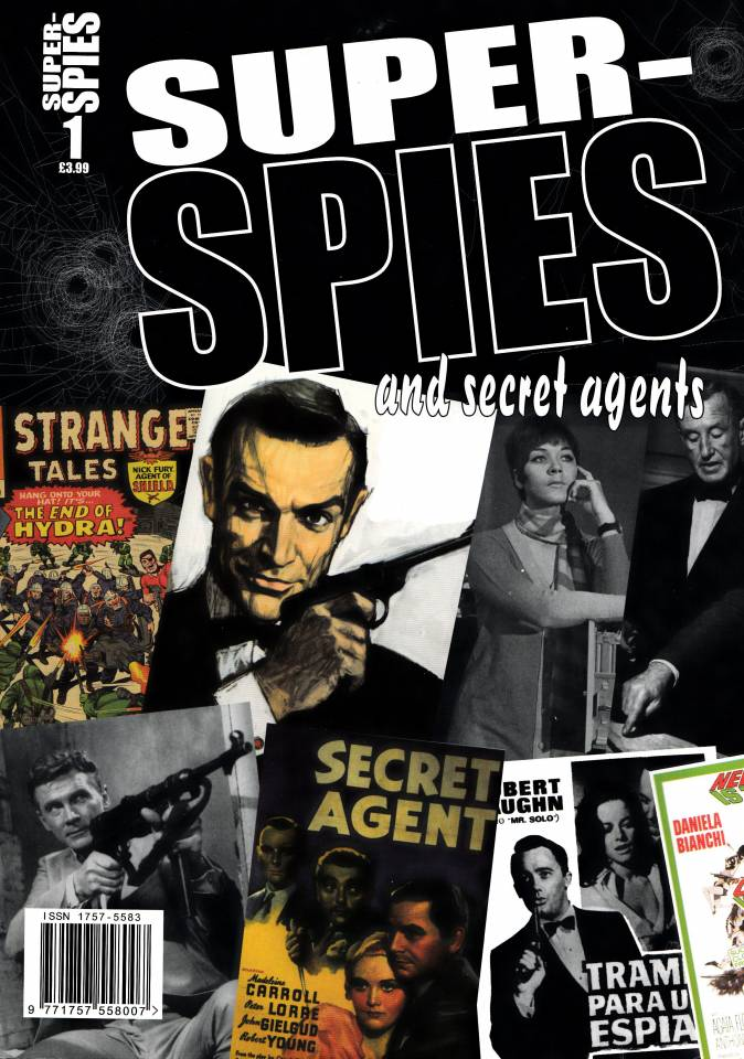 Super Spies issue 1
