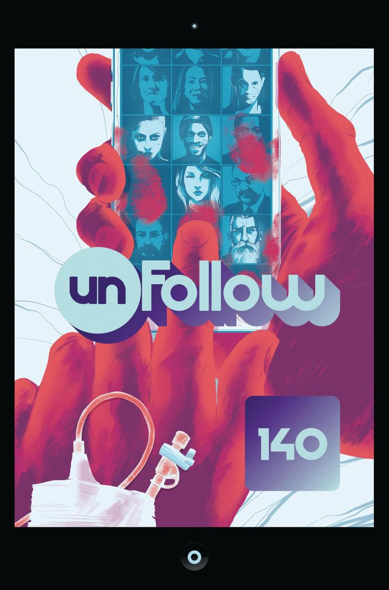 Unfollow Volume One - Cover