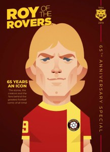 Roy of the Rovers 65th Anniversary Special