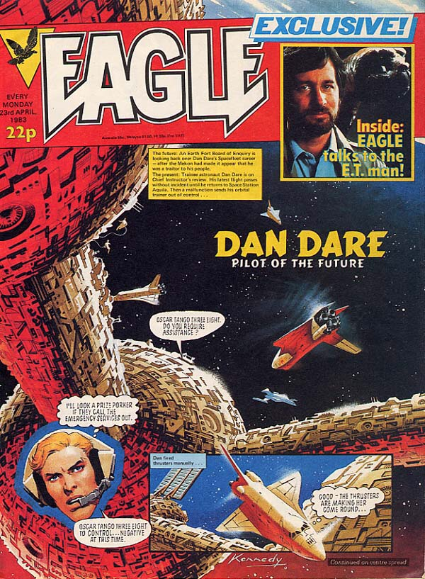 Eagle - 22nd April 1983
