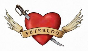 Peterloo Heart Tattoo