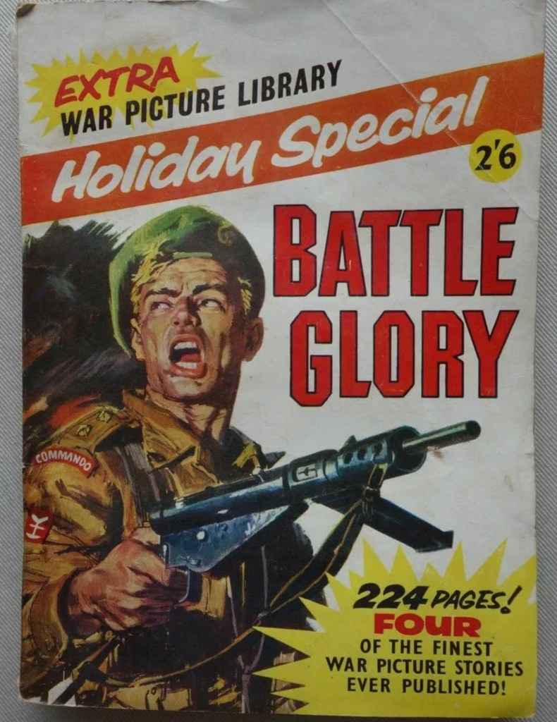 War Picture Library Holiday Special 1963