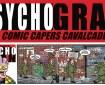 Psycho Gran Comic Capers Cavalcade #2 Cover SNIP