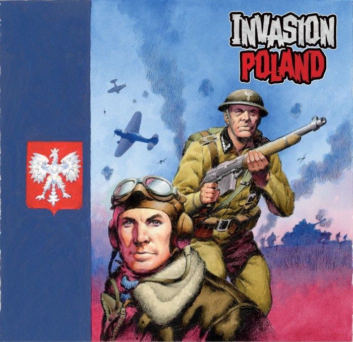 Commando Issue 5261 Invasion: Poland