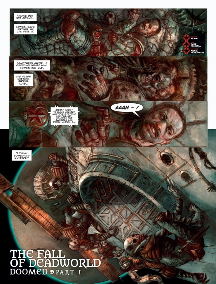 2000AD Prog 2500 - Fall of Deadworld