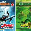 Commando Issues 5263 – 5266 Montage