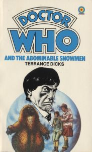 Doctor Who: The Abominable Snowmen by Terrance Dicks (Target Books)