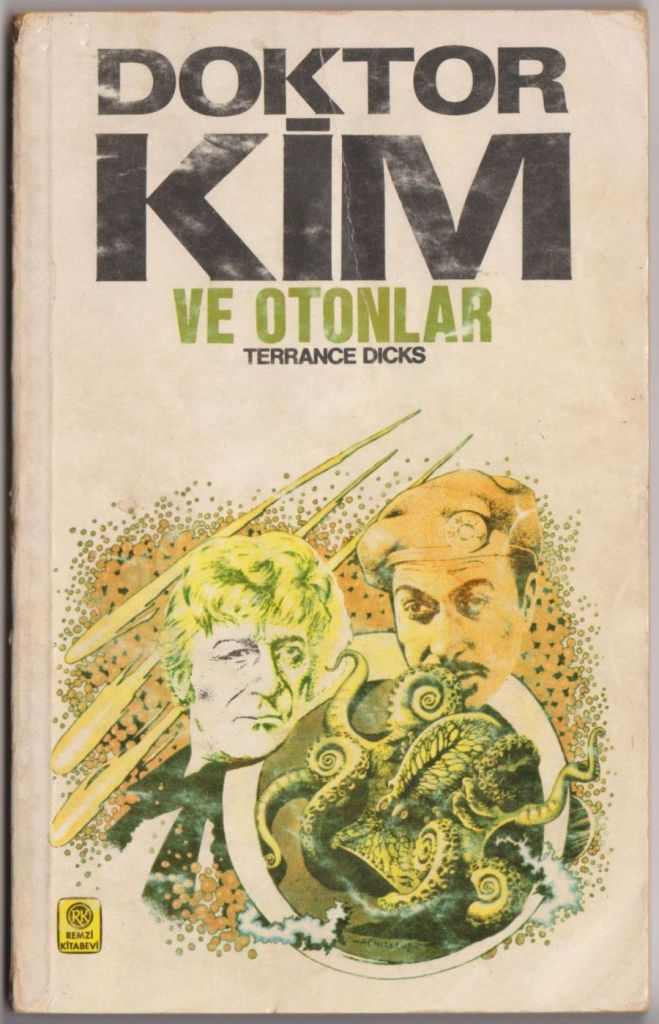 Doctor Who - The Auton Invasion (Turkish Edition)