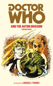 Doctor Who: The Auton Invasion by Terrance Dicks (Target Books)
