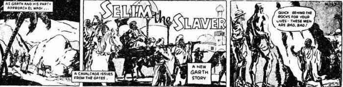 Garth 14 - Selim the Slaver
