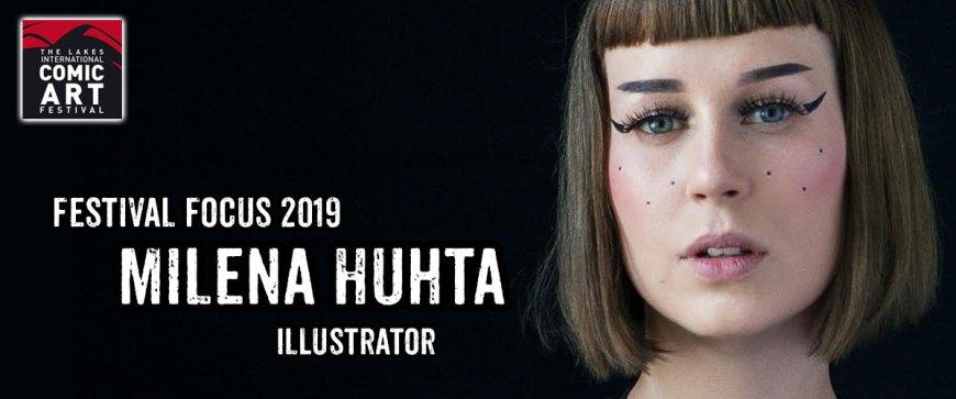 Lakes Festival Focus 2019: Milena Huhta