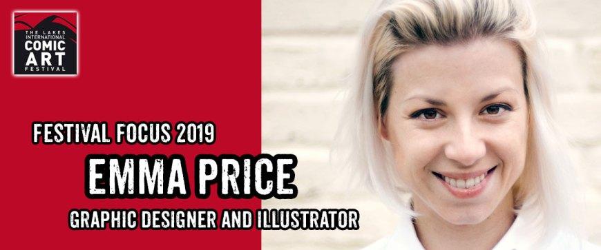 Lakes Festival Focus 2019: Graphic designer and Illustrator Emma Price