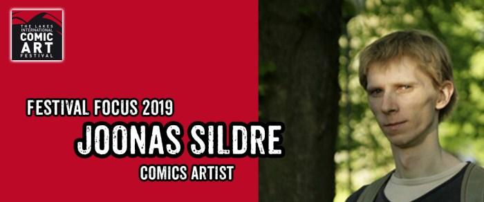 Lakes Festival Focus 2019: Comic Artist Joonas Sildre