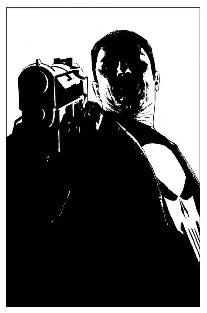 The Punisher by Laurence Campbell