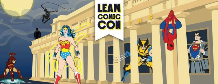 Leamington Comic Con 2019