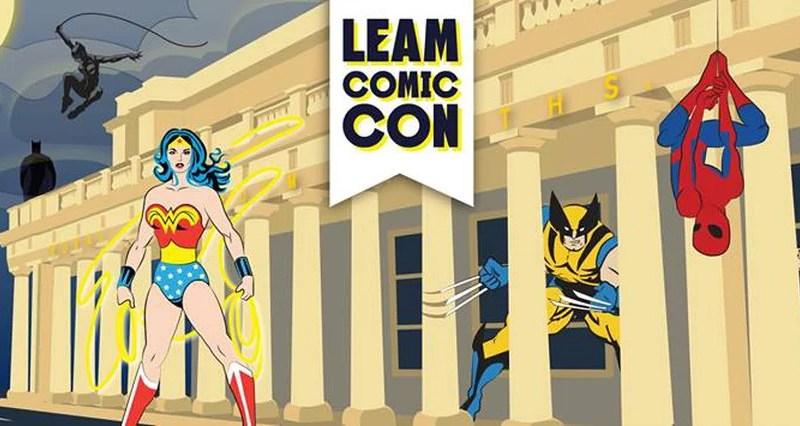 Leam Comic Con returns next month