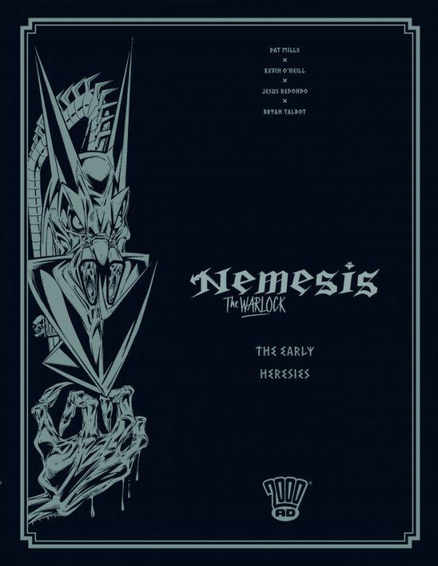 Nemesis the Warlock: The First Heresies