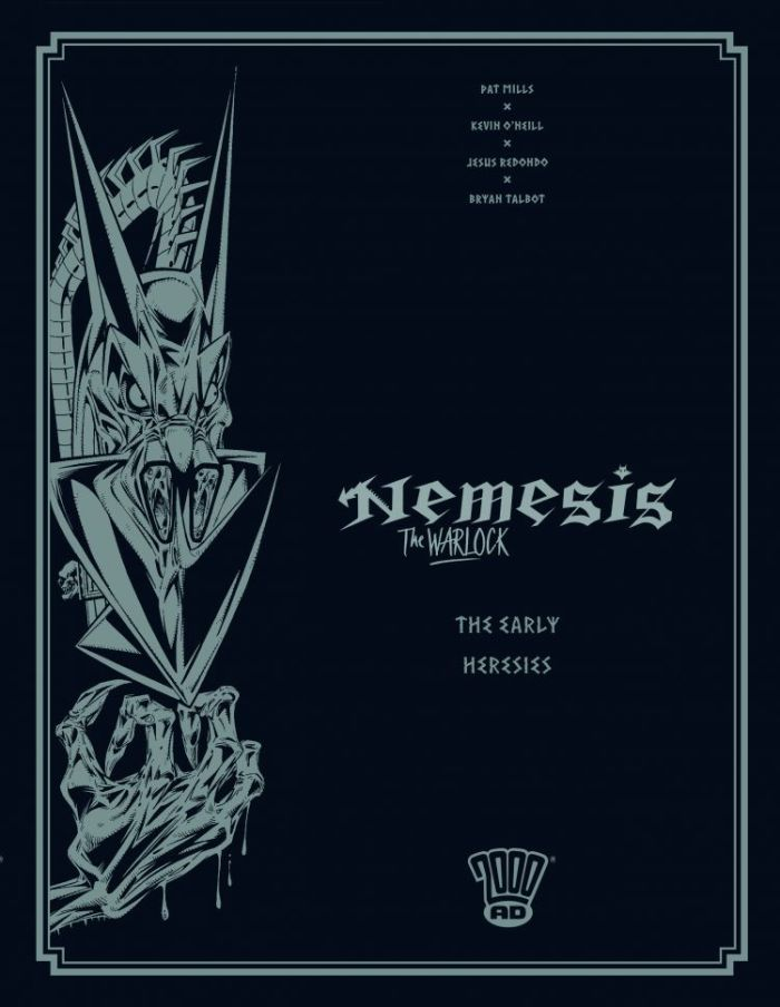 Nemesis the Warlock: The First Heresies
