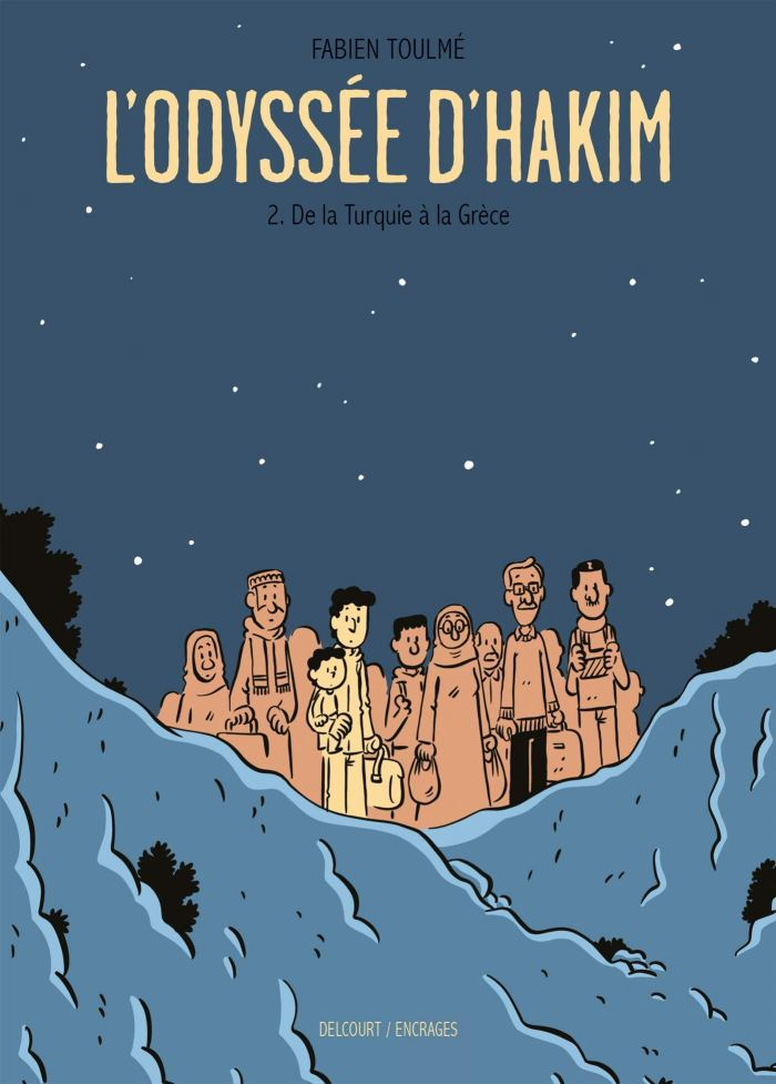 L'Odyssée d'Hakim Volume Two - from Turkey to Greece