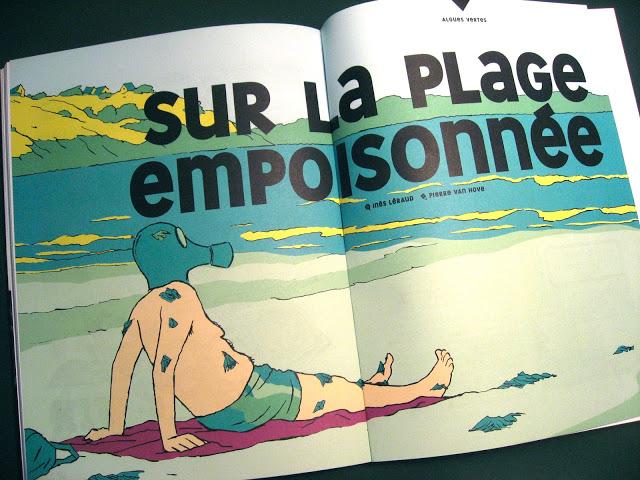 Pierre van Hove - The Poisoned Beach