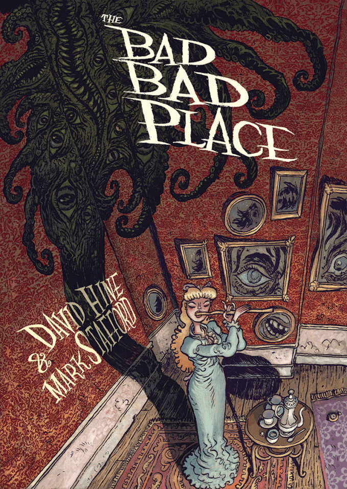 The Bad Bad Place - Cover