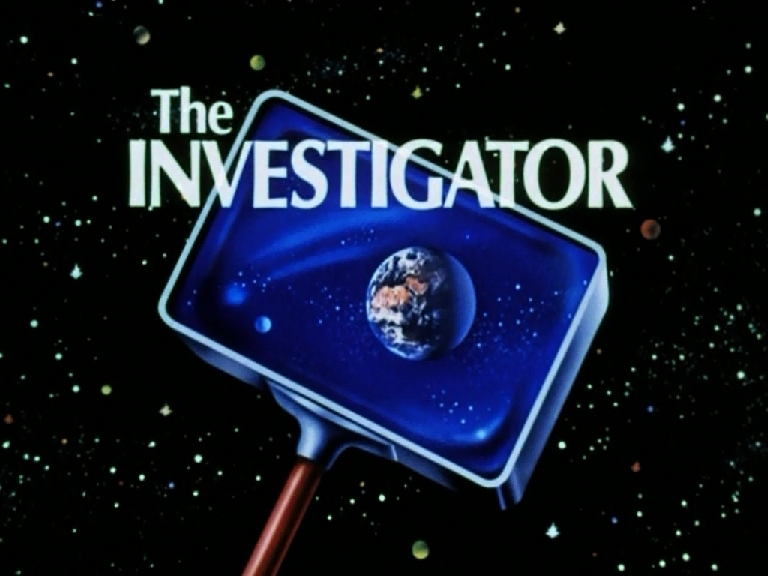 The Investigator - Opening Titles