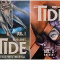 The Tide Volume Two by Adam Lumb - Volumes One and Two