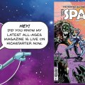 The Spark #1 - Kickstarter Promotion