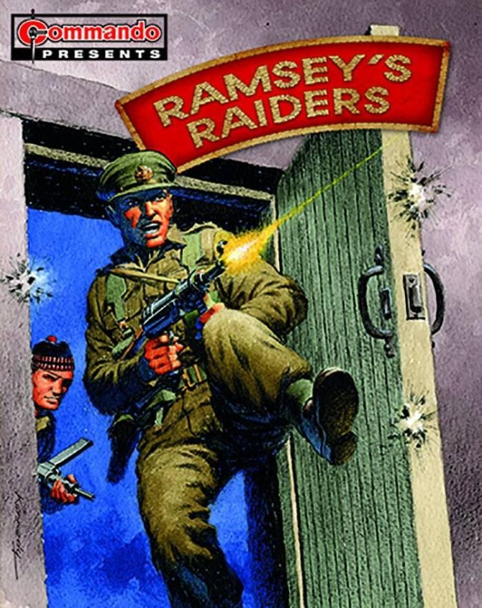 Ramsey's Raiders Volume Two