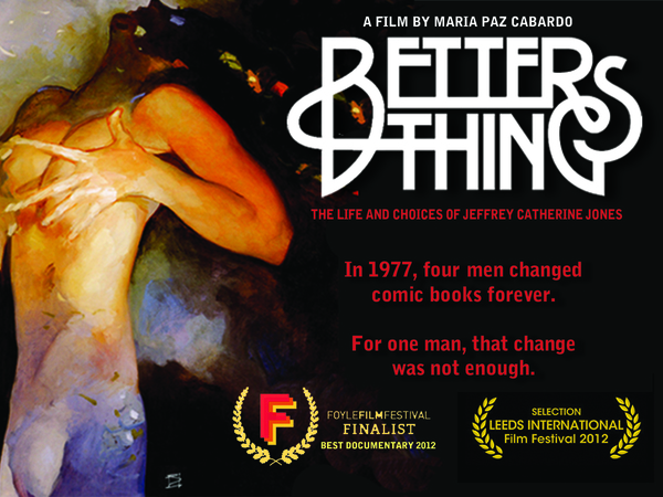 Better Things: The Life and Choices of Jeffrey Catherine Jones