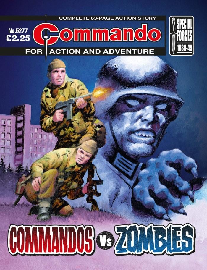 Commando 5277 - Cover