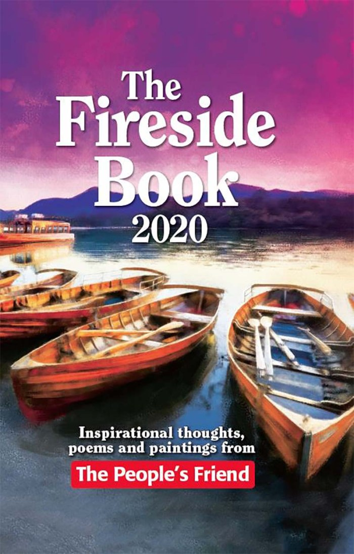 The Fireside Book 2020