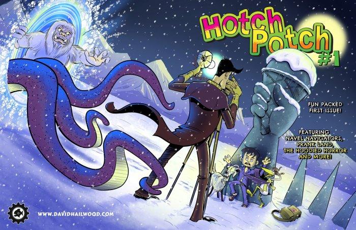 Hotchpotch #1 - Cover
