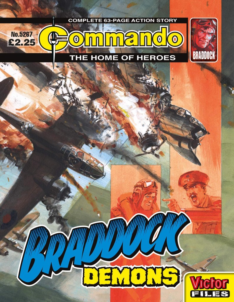 Commando 5267: Home of Heroes: Braddock: Demons