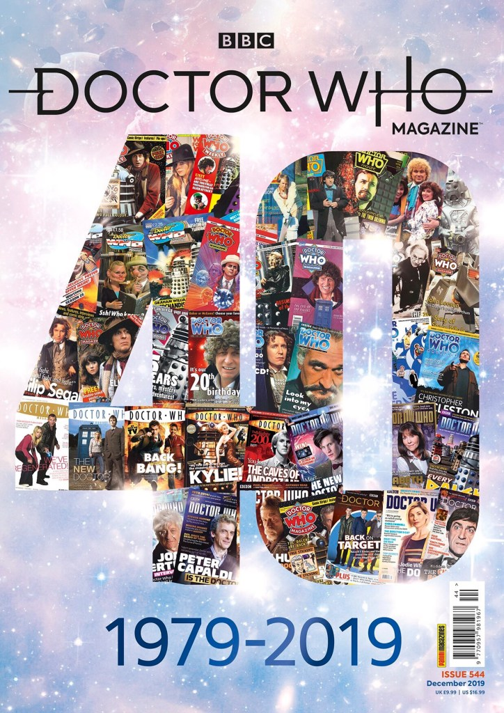 Doctor Who Magazine - the 40th Anniversary issue (544)