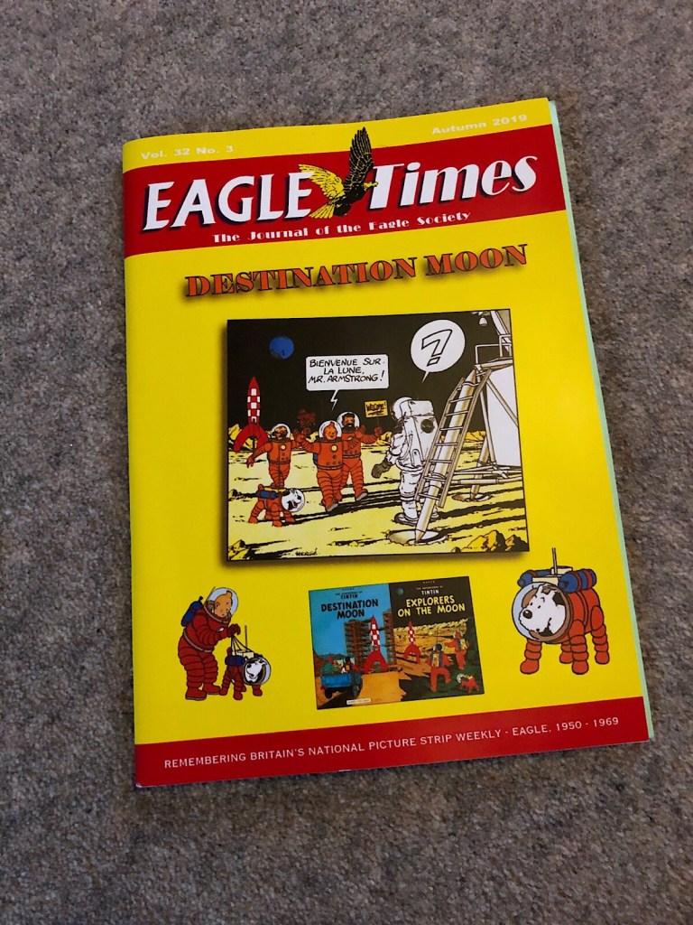 Eagle Times - Volume 32 No. 3 Autumn 2019